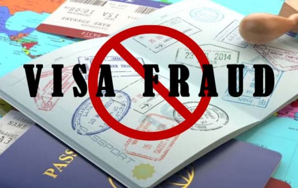 Fraudulent and Fraudulently obtained South African Permits